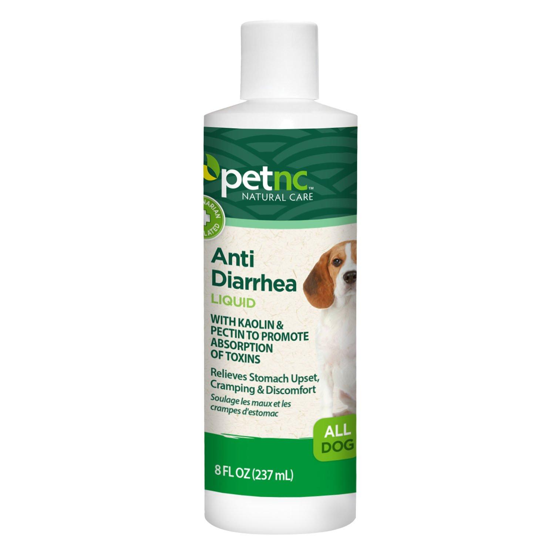 PetNC Natural Care Anti Diarrhea Liquid for Dogs 8-Ounce ...