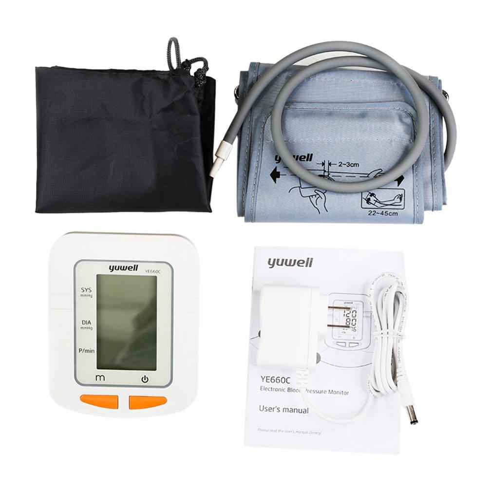 Automatic Sphygmomanometer Digital Arm Blood Meter