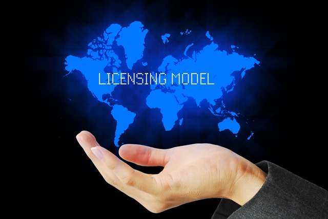 Licensing by Select Publisher Services