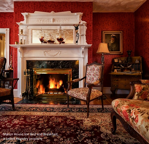Manor House Inn Bed and Breakfast