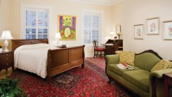 Embassy Circle Guest Room