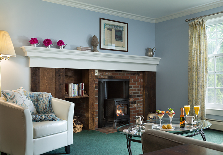 Chesterfield Fireplace