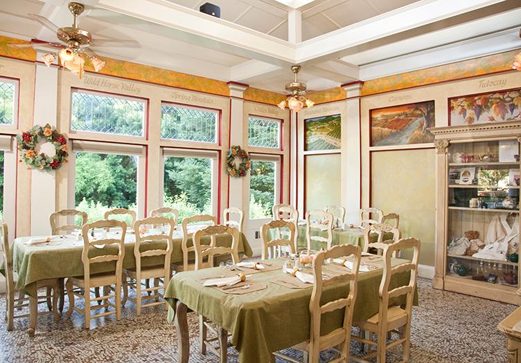 Churchill Dining Room