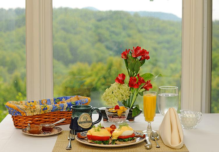 Orchard Inn Breakfast