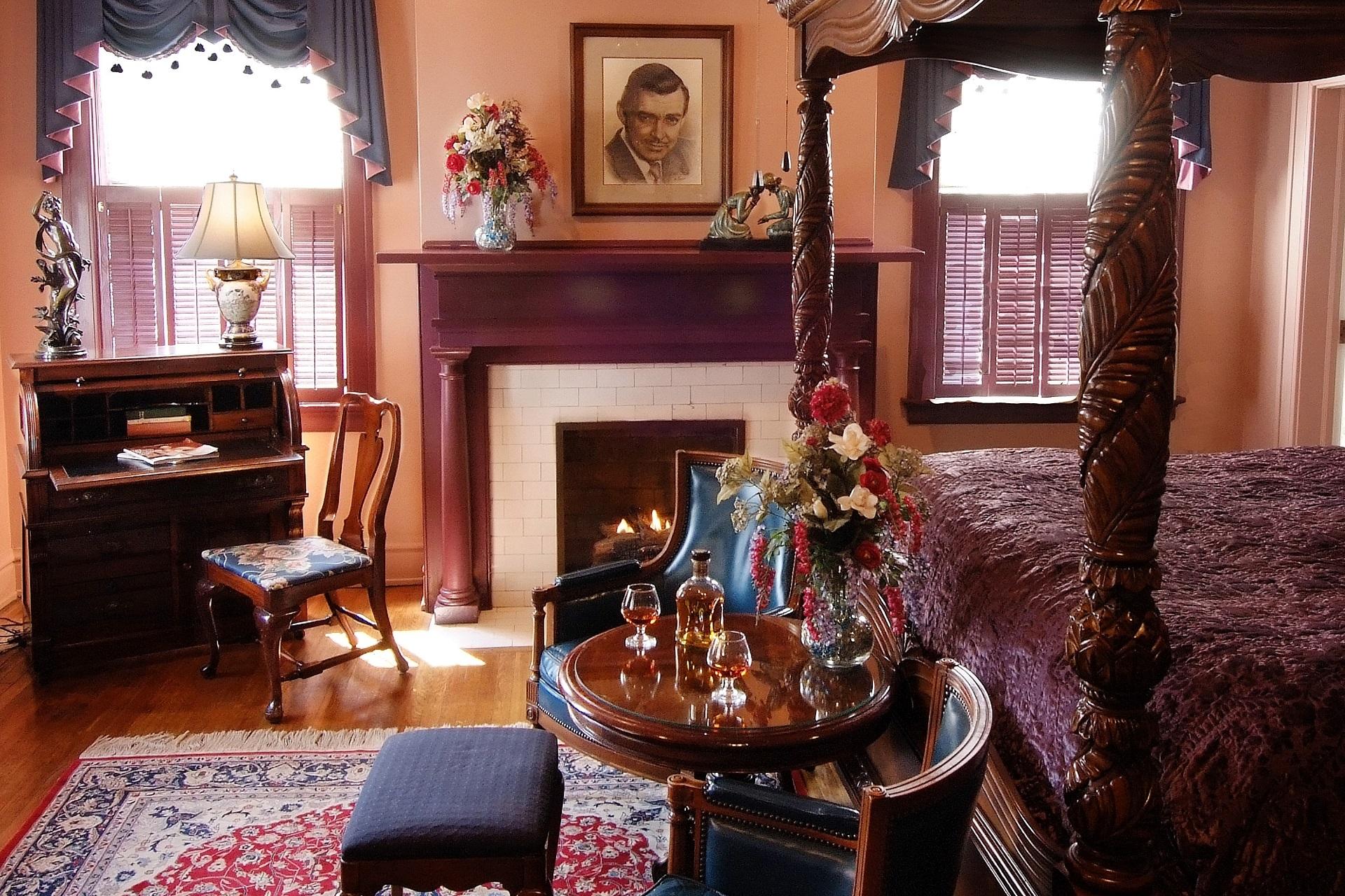 Rhetts Room at tara a country inn