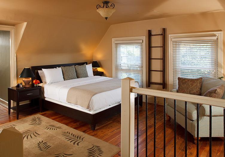 Sayre Mansion Guest Room 3