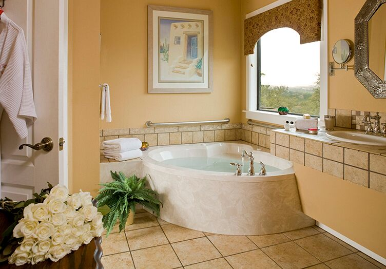 blair house inn bed and breakfast bath tub relaxing soothing