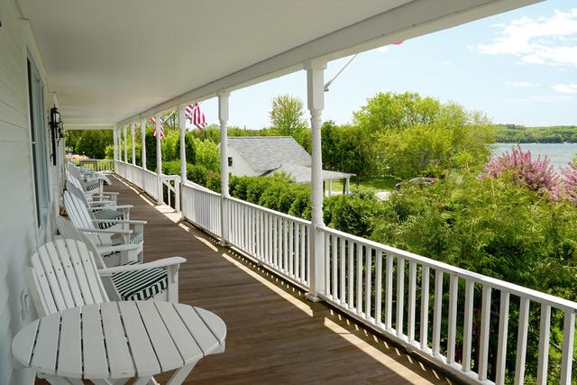 Hillside-Porch