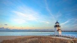 Nantucket MA lighthouse