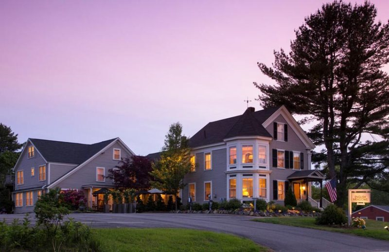 Inn at English Meadows, a Kennebunk Bed and Breakfast