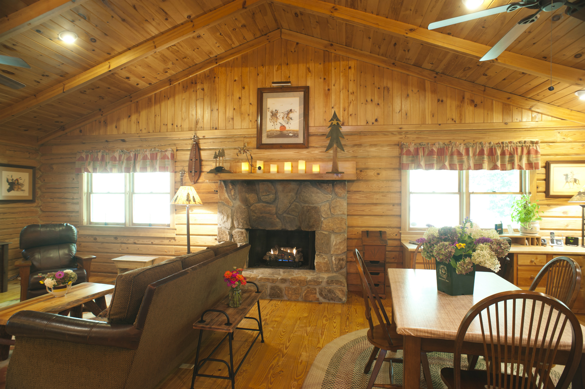 Bettys Creek cabin