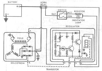 Delco Cs130 Alternator Wiring Diagram Wedocable 145 Amp