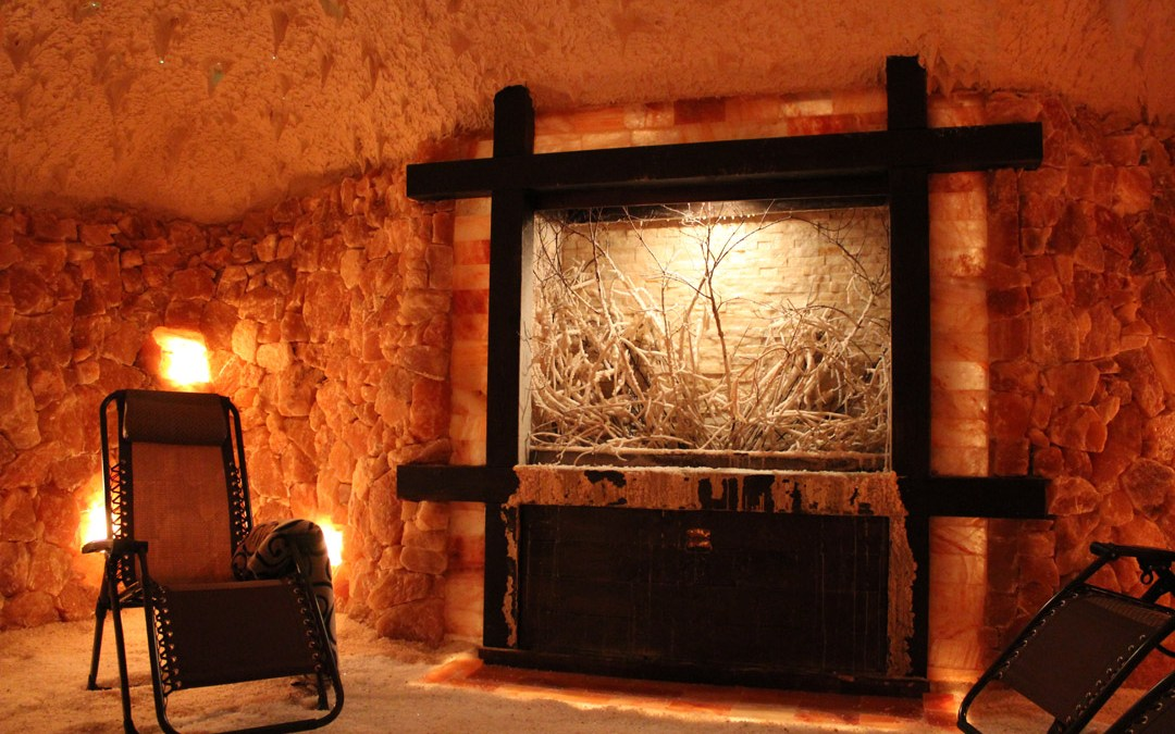Tips for Adding Beauty and Function to Your Salt Cave