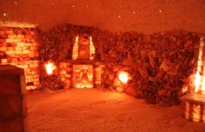 Salt Cave Construction | The Himalayan Cave |Mentor, Ohio