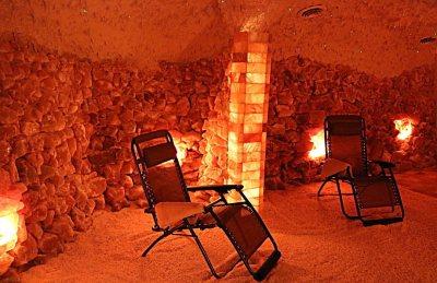 Salt Cave Construction | Select Salt | Holistic Salt Therapy Business