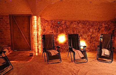 Salt Therapy Spas | HaloGenerator | Himalayan Salt Caves