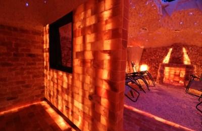 Pink Himalayan Salt Brick And Tile