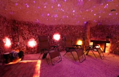 Saltitude Rhode Island Salt Cave