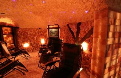 Smyrna Salt Cave