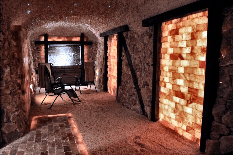 About Select Salt: Salt Cave Builders and Design