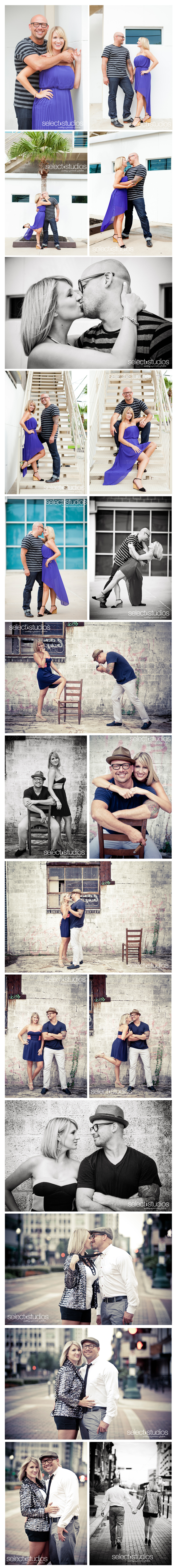 Select Studios Engagement Photography