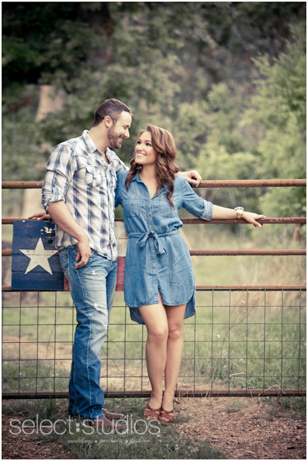 Engagement Photography Texas