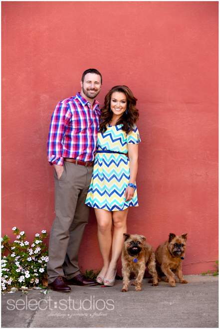 Engagement Photography Select Studios