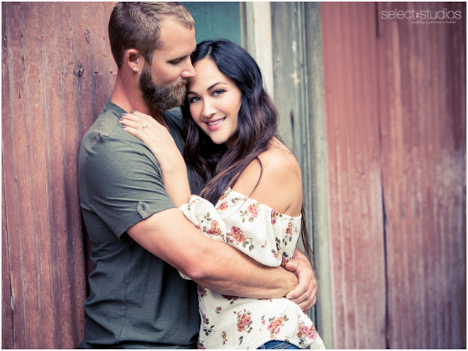 Texas Engagement Session