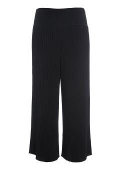 Willow Wool Plisse Pants.