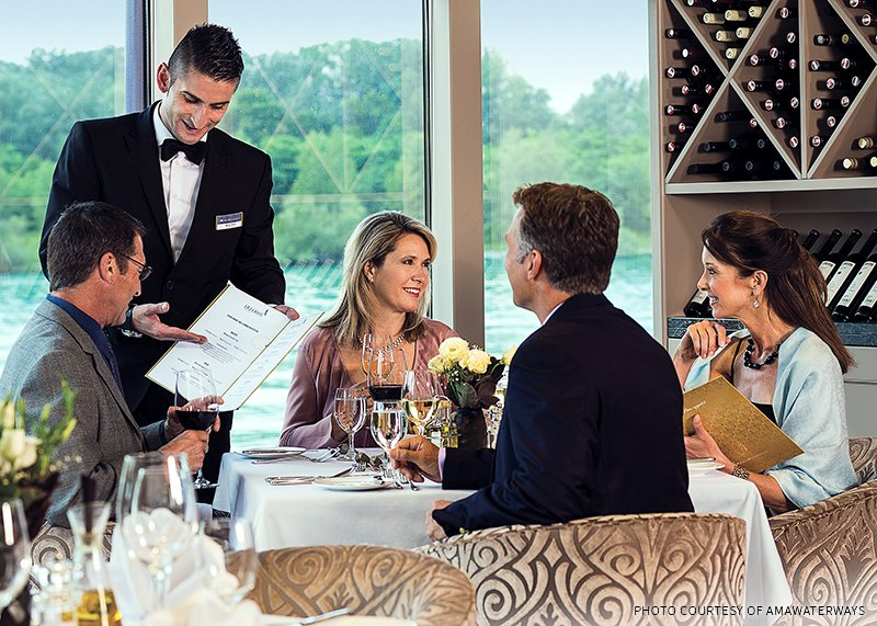 OUR TOP 3 RIVER SHIP DINING INSIDER PICKS