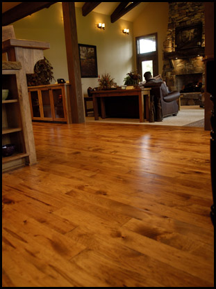 Real Hardwood  Select Wood Floors