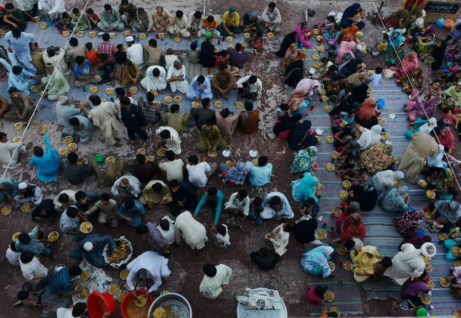 TOPSHOTS-PAKISTAN-RELIGION-ISLAM-RAMADAN  אי־אף־פי