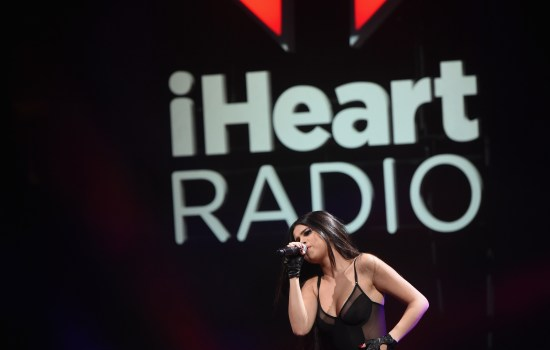 FOTOS: Actuación en el Jingle Ball de Filadelfia.