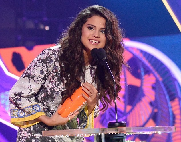Nominaciones de los Kids' Choice Awards 2016