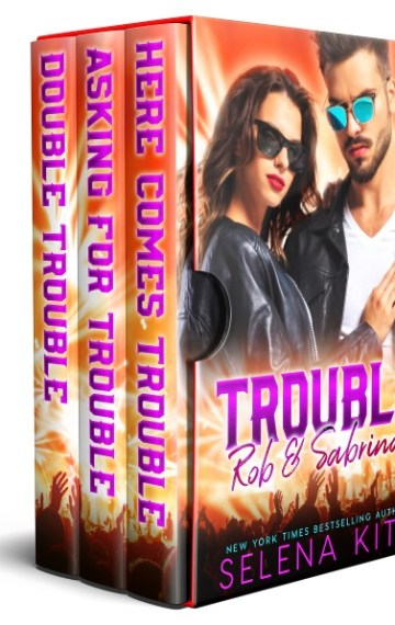 Trouble: Rob & Sabrina Boxed Set
