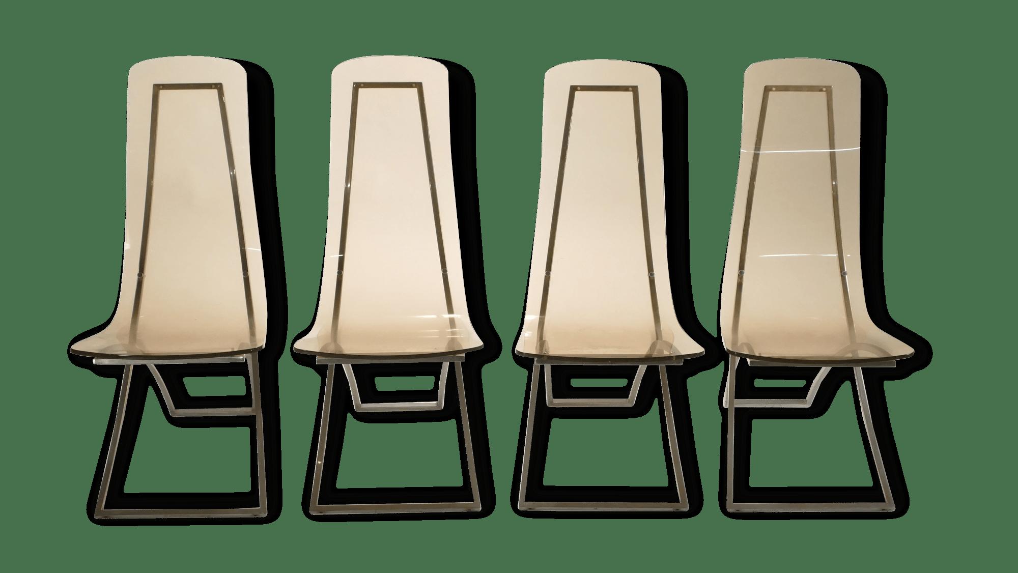 transparent polycarbonate chairs most comfortable accent plexiglas leroy merlin