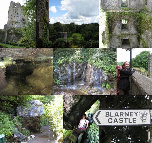 ブラーニー城と庭