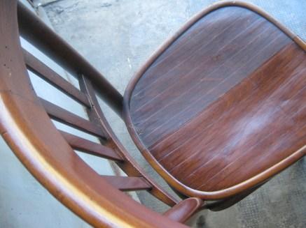 sedia restauro