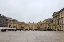 Exploring Palace Of Versailles Selene