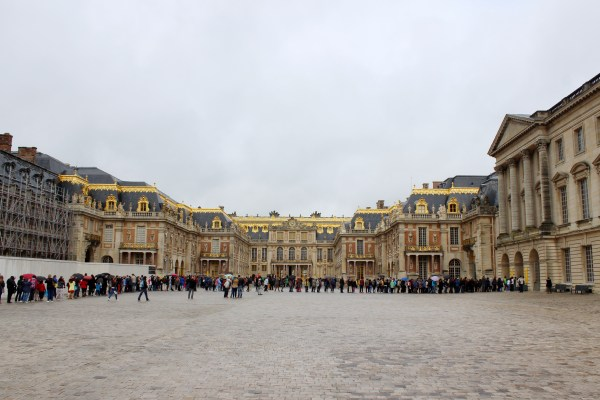 Exploring Palace Of Versailles Selene