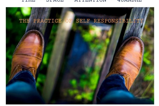 step into responsibility