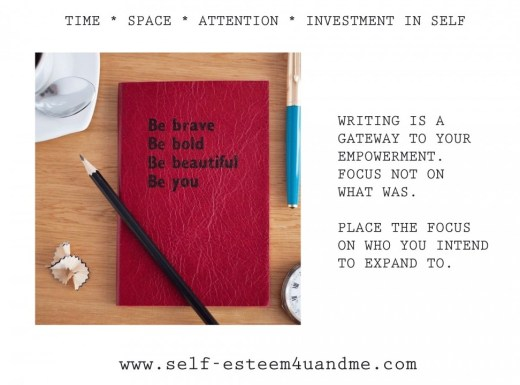 writing is a gateway