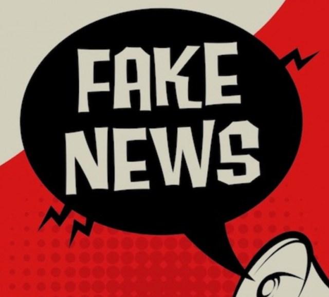 Fake news bubble fun