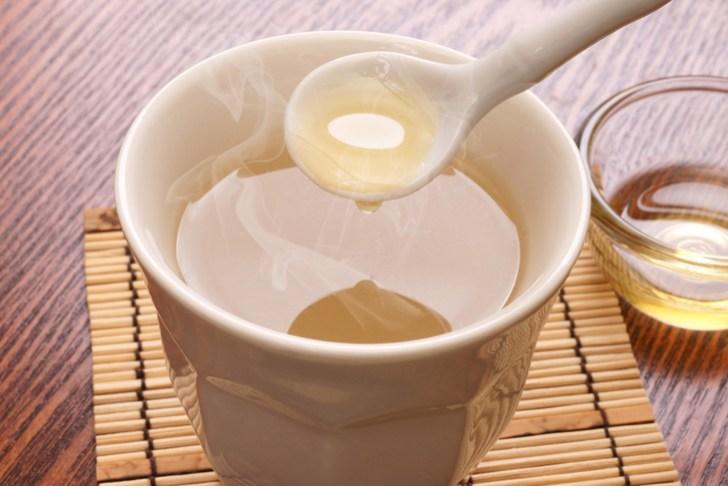 生姜湯の画像