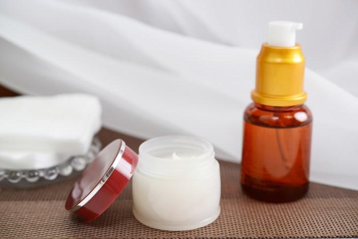 乾燥肌化粧品のイメージ画像