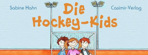 Sabine Hahn Autorin Die Hockey-Kids Kinderbuch