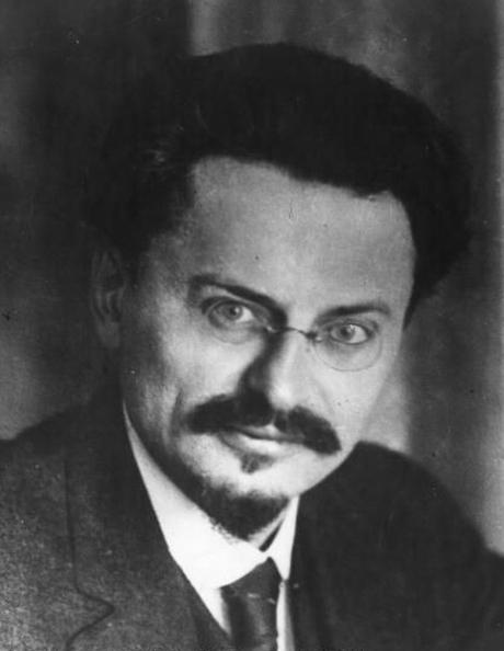 Bildresultat för lenin, trotsky banker