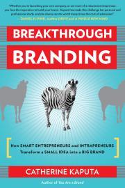 breakthrough branding books