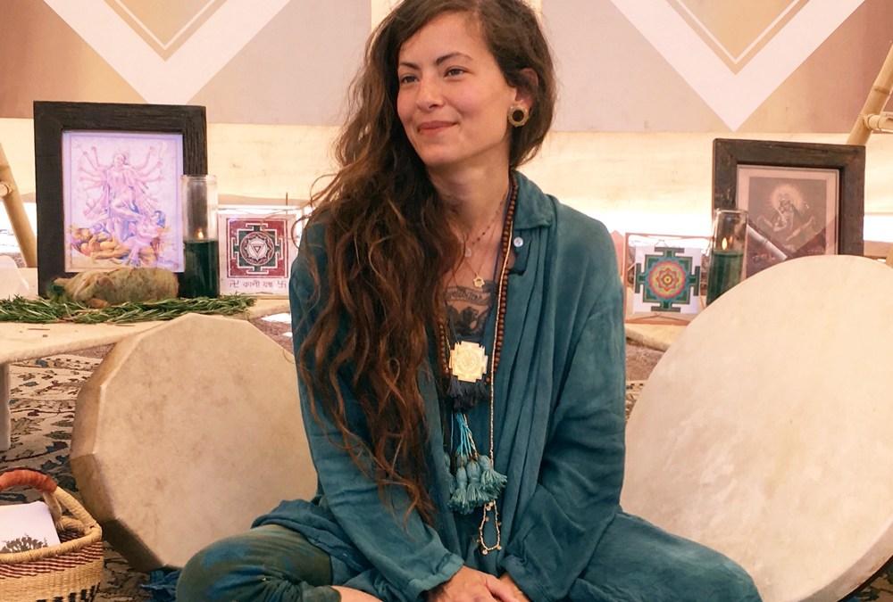 Esoteric Women's Health &Plant Spirit Medicine Practitioner Erin Rivera Merriman of Active Culture Family [episode 01]