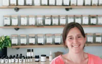 Herbalist & Witch Rochelle Eisenberger of Empress Herbs [episode 3]